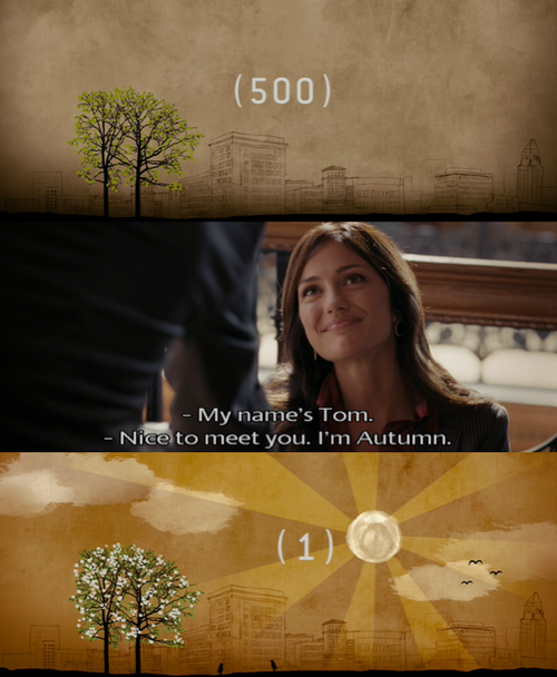 500 Days of Summer - Autumn